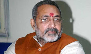 hindustan-is-bharat-matas-not-khwajas-says-giriraj