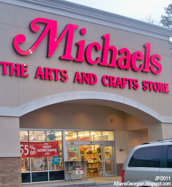 Address For Michaels Craft Store