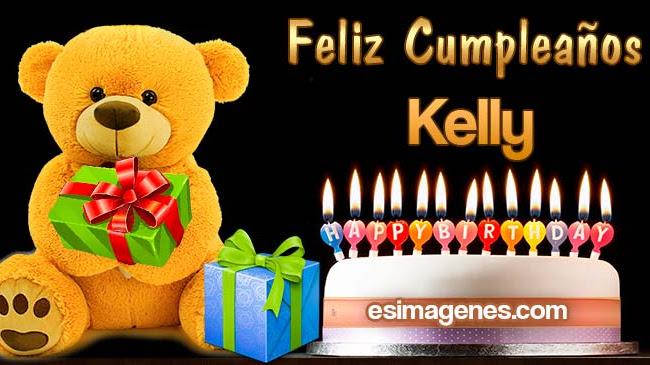 Feliz Cumpleaños Kelly