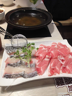 豬肉與鯛魚