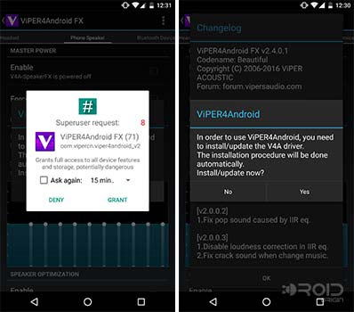 Viper4android For iOS | Viper4android