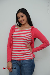 Telugu Actress Mouryani Latest Pos in Blue Denim Jeans  0073.JPG