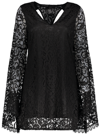 http://www.zaful.com/bell-sleeve-plunge-neck-lace-dress-p_257830.html?lkid=39809