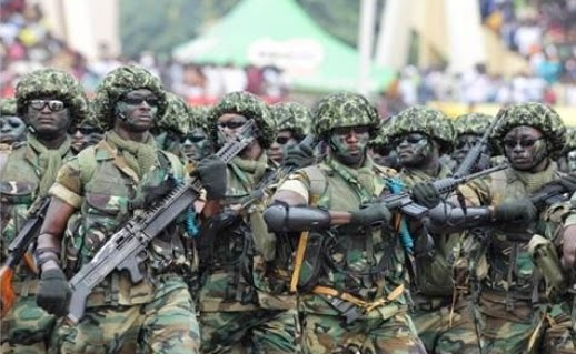 nigerian army out of cash