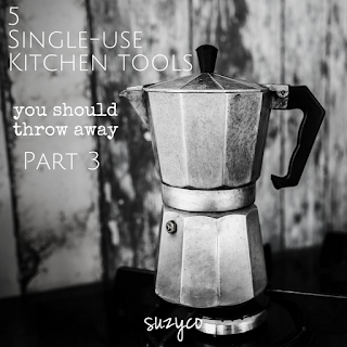 5 single use kitchen tools you should throw away - part 3