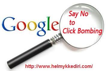 Mencegah dan mengatasi bom klik adsense