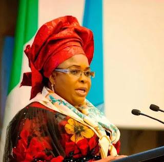 News: EFCC making great mockery of judicial system – Patience Jonathan tells court