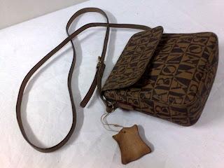 68d50687d9 JohairiStore: Authentic BONIA mini Sling Bag (SOLD)
