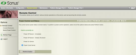 Ken Felix Security Blog: Sonus SBC 5110 stuck no access