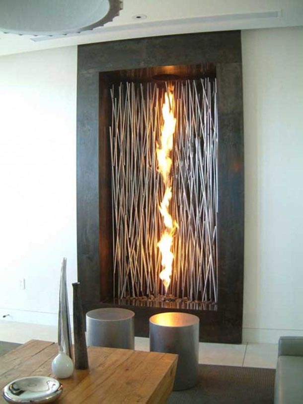 Amazing Fireplaces Design Collections for Indoor and ... on Amazing Outdoor Fireplaces  id=86292