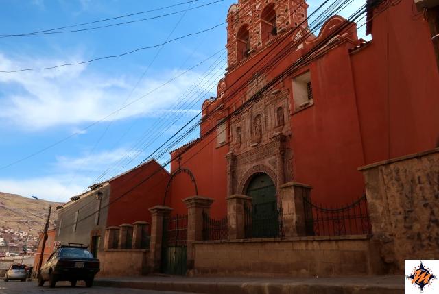 Potosí, Convento di Santa Teresa