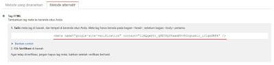 Metode Verifikasi Tag HTML