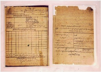 FIR (Urdu) of Bhagat Singh in Assembly Bomb Case – This FIR was registered at a police station in New Delhi against Batukeshwar Dutt and Bhagat Singh for throwing of bombs in the Legislative Assembly on 8 April 1929. Both the accused were arrested under section 3 and 4 of Explosive Substance Act.