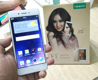 OPPO F1 Now Available for Php11,990