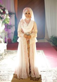 Baju pengantin desain kreasi baru