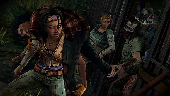 The Walking Dead Michonne Episode 1 - 3 PC Full Version Screenshot 2