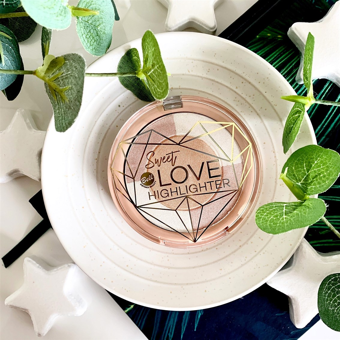 Bell Bon Bon Sweet Love Highlighter rozświetlacz