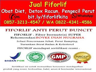 Tubuh gemuk? Konsumsi Fiforlif Rutin