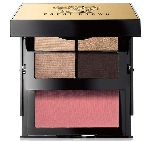 Bobbi Brown Red Hot Valentine's Day Makeup 2017
