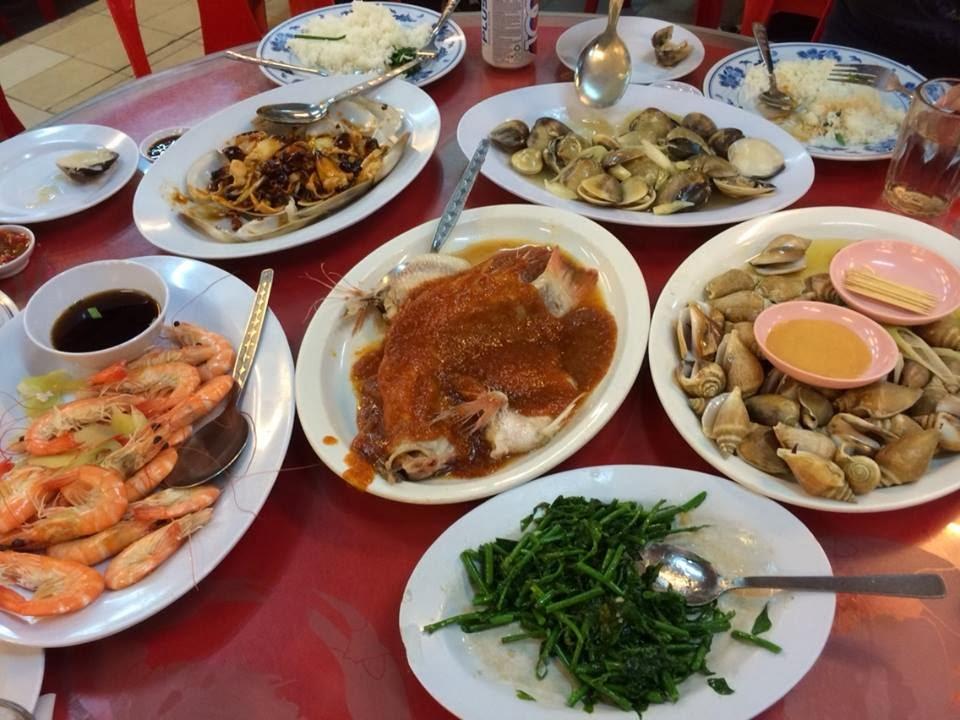 Welcome Seafood Restaurant Penampang Penampang Sabah Malaysia