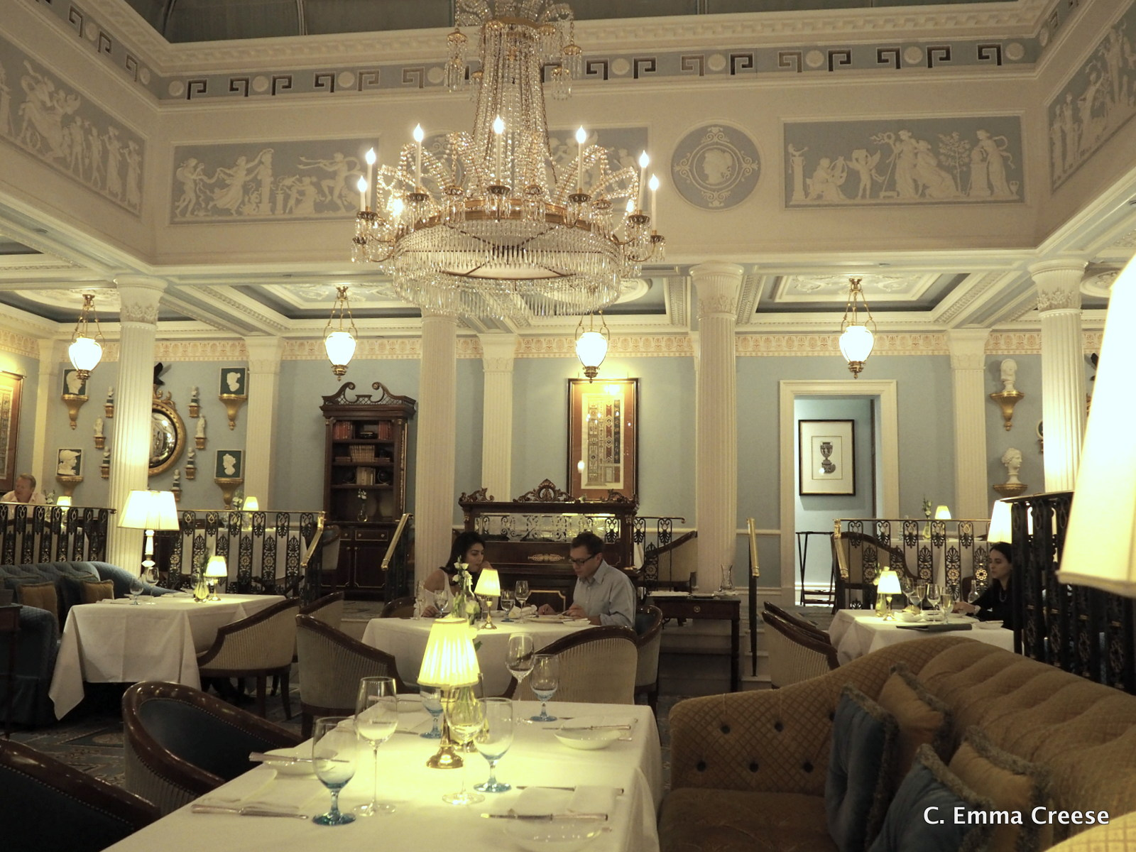 Celeste at the Lanesborough Hotel Luxury Restaurant Review Adventures of a London Kiwi