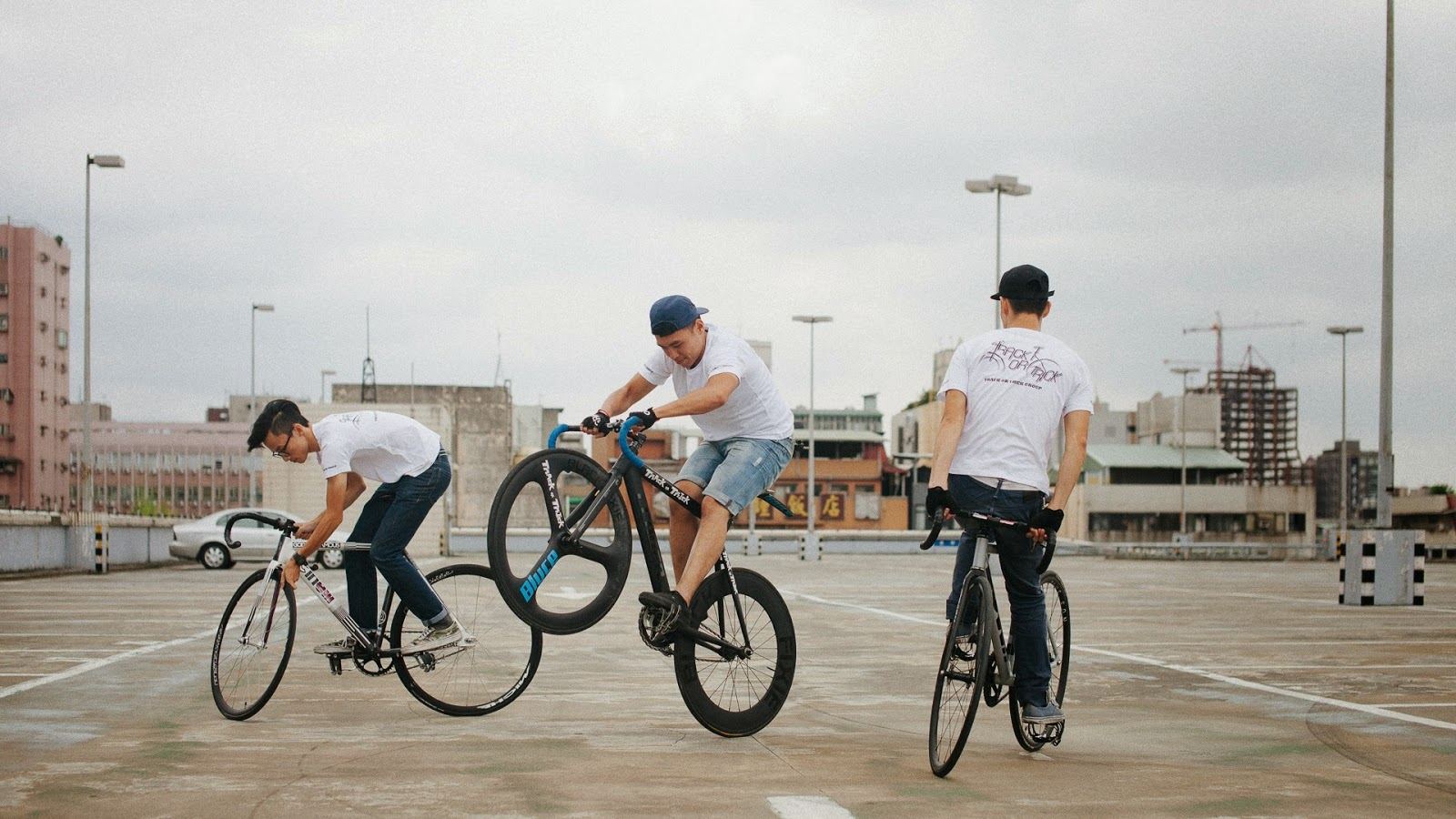 #FixieGroup | Track or Trick Team from Taiwan