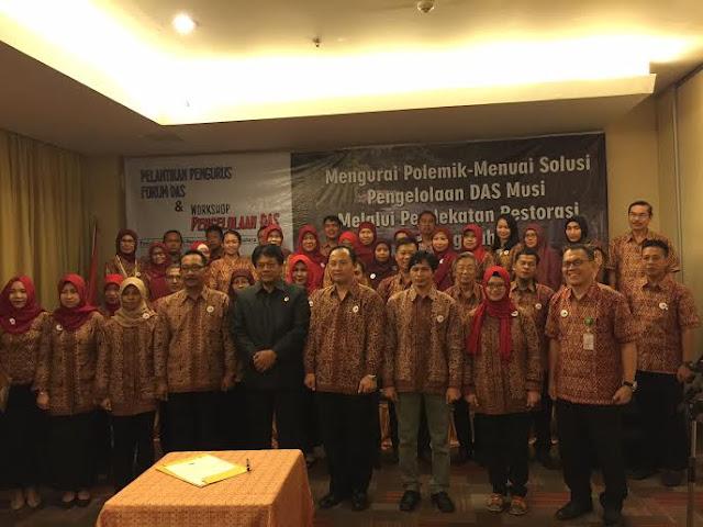 Forum DAS Provinsi Siap Medukung Pemerintahan