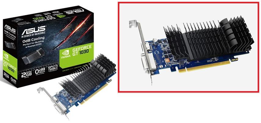 VGA: Information & Support: VGA Driver ASUS GT1030-SL-2G-BRK