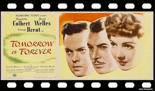 TOMORROW IS FOREVER (1946) WEB SITE