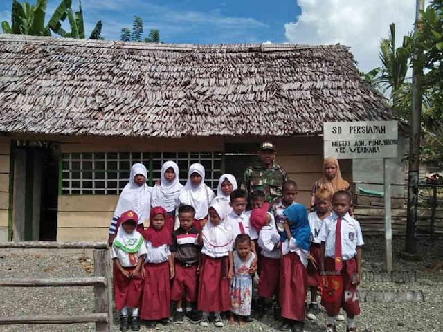 Sekolah di Funanayaba Butuh Perhatian Pengajar