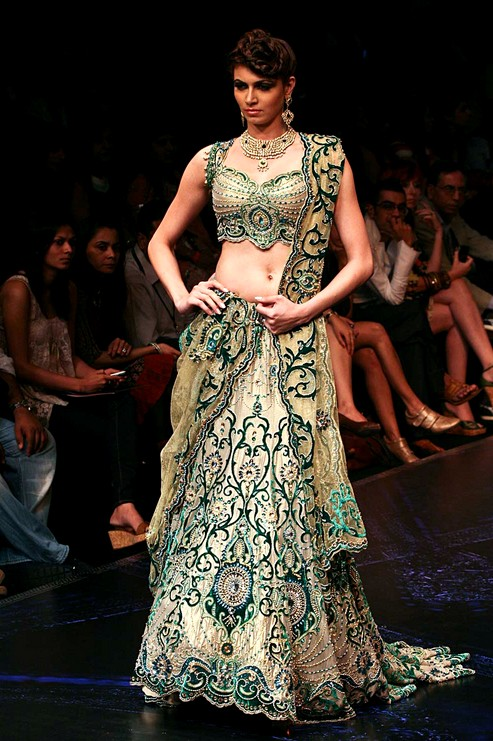 Satya Paul Designer Bridal Collection 2013-14