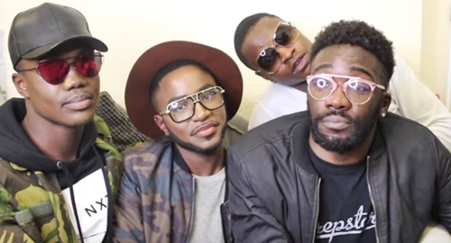 UK-based Gay Nigerians and Friends Become YouTube Stars as they Share their Experiences (Photos)