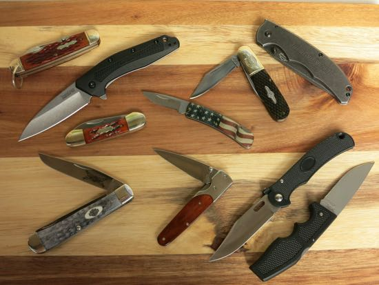 Image of knives by Jim Case, released under Creative Commons BY- 2.0