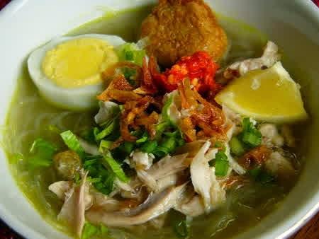 termasuk salah satu masakan yang sangat digemari oleh semua kalangan Resep Soto Lamongan Asli, Cara Membuat dan Tips Memasak