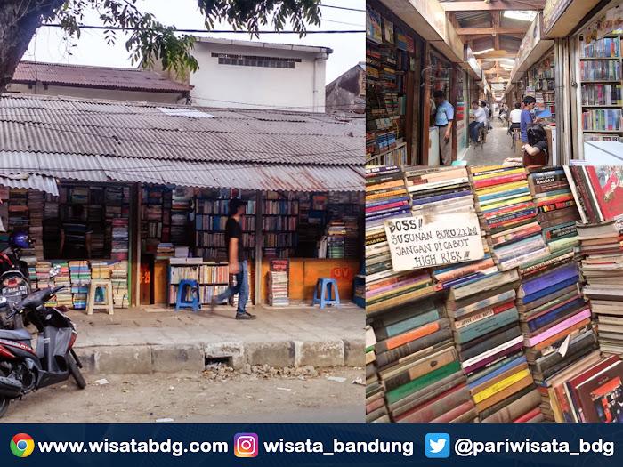 Pasar Buku Palasari Bandung