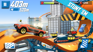Hot Wheels Race Off MOD v1.0.4606 Apk (Unlimited Money) Terbaru 2016 2