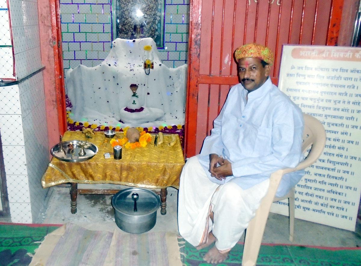 श्रावण सोमवार विवेकानंद कालोनी स्थित उमापति महादेव मंदिर-umapati mahadev mandir jhabua