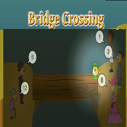 Bridge Crossing Brain Teaser Game