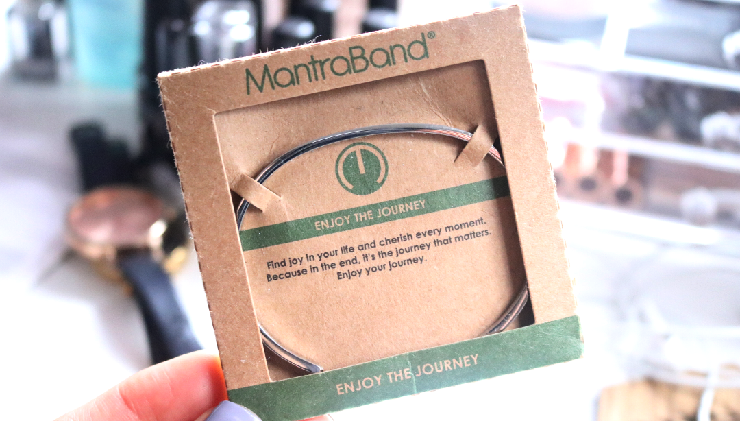MantraBand - 'Enjoy The Journey' - Jewellery review