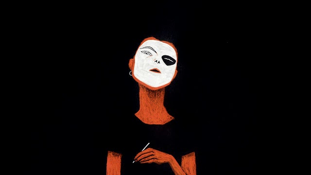 ©Adrien Merigeau - Villagers - Cecelia & Her Selfhood. Animation Short. Video clip