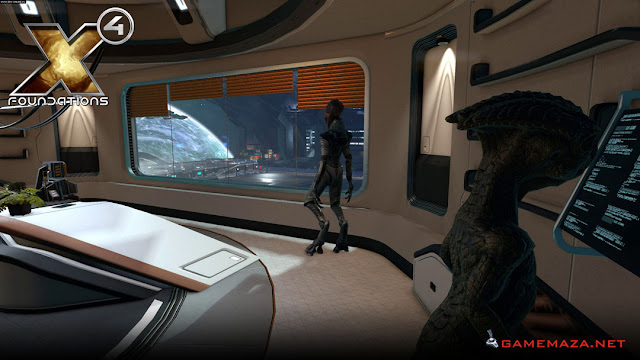 X4 Foundations Gameplay Screenshot 4