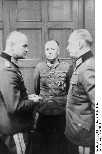 18 November 1939 worldwartwo.filminspector.com Blaskowitz Rommel von Rundstedt
