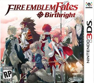 Fire Emblem Fates: Birthright, 3DS, Español, Mega, Mediafire