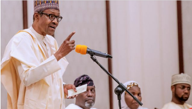 I think we are failing, says Buhari