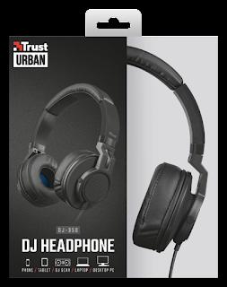 trust cuffie DJ-350