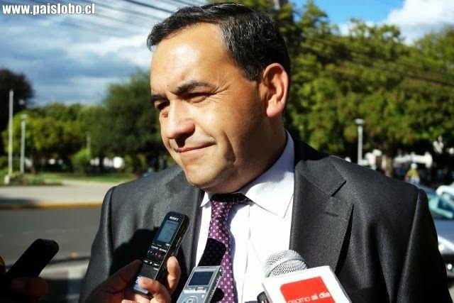 Diputado Fidel Espinoza