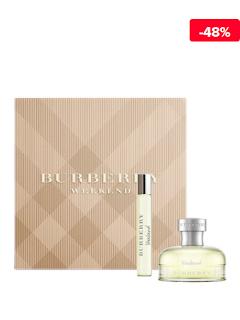 Set cadou Weekend (Apa de parfum 50 ml + Apa de parfum 7,5 ml), pentru femei
