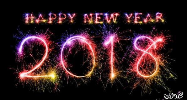 كلام جميل عن السنه الجديده  2018 - 2019