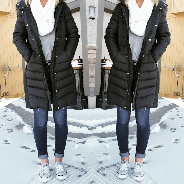 Michael Kors Puffer Coat - perfect for winter!
