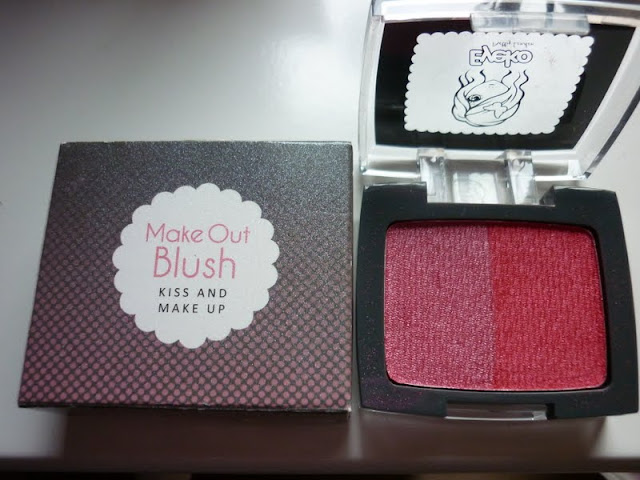 Eyeko make out blush blog review